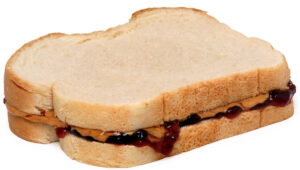 PB&J a reliable staple in life